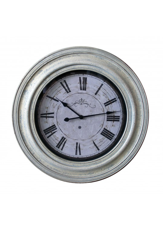 "30.75"" Vanilla Wall Clock"