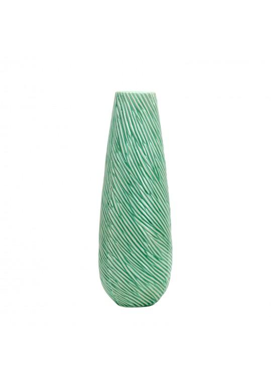 Garama Green Decorative Ceramic Vase