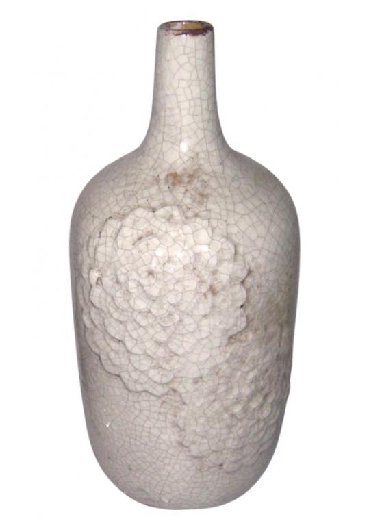 """Exotic 15"""" Creamic Flower Vase"""