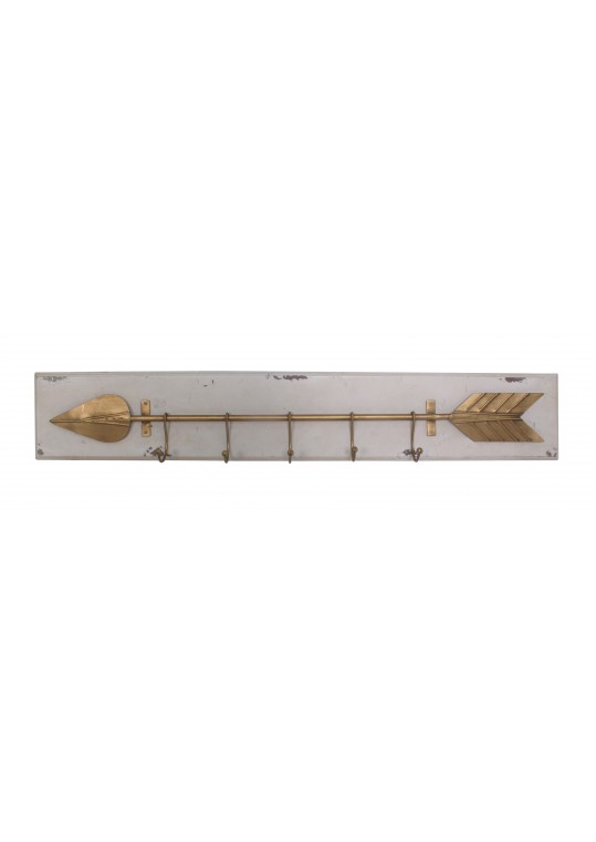 Golden Arrow with Backplate