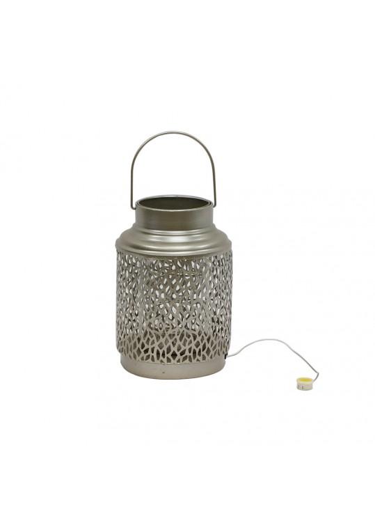 Amber Lantern- Champagne