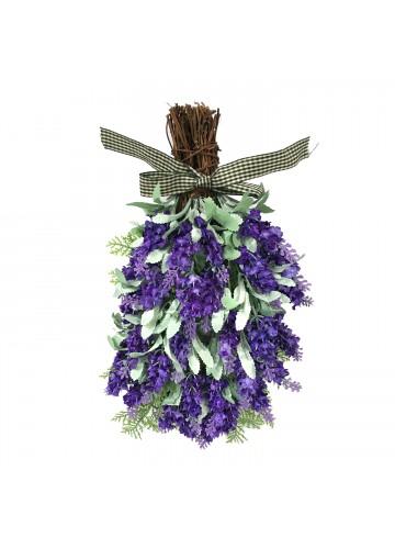 Door hanging lavender H:38cm