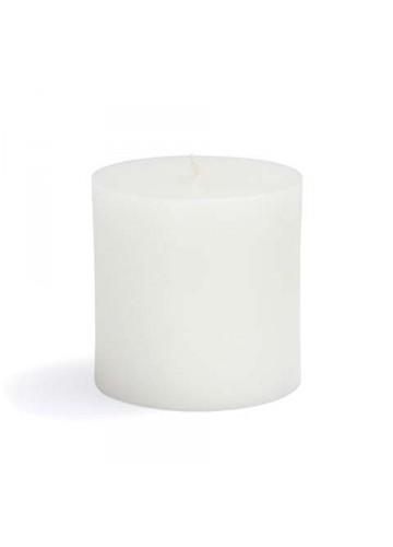 3 x 3 Inch White Pillar Candles (12pcs/Case) Bulk