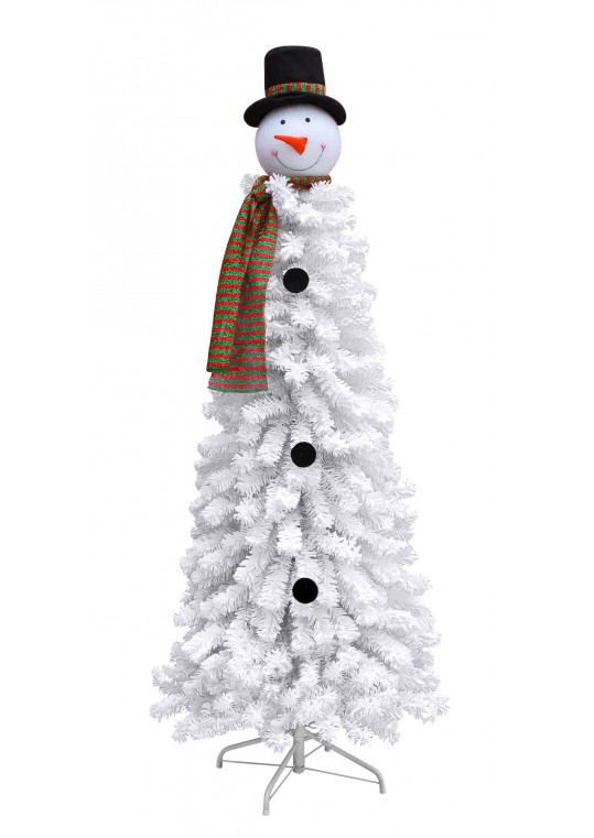 "6"" Snowman Tree decor"