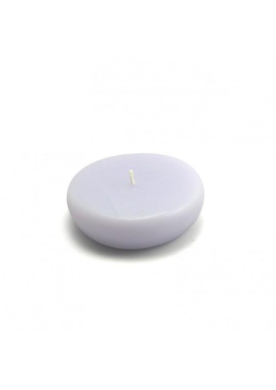 2 1/4 Inch Lavender Floating Candles (288pcs/Case) Bulk