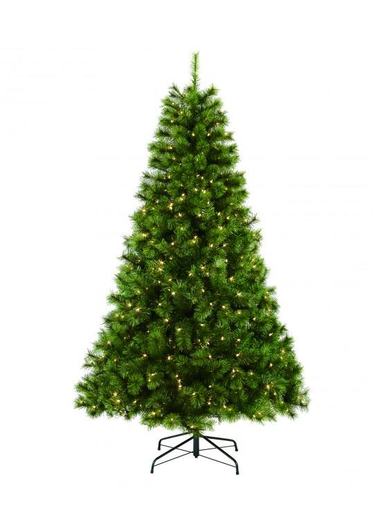Isobel 7FT Aspen Clear Tree