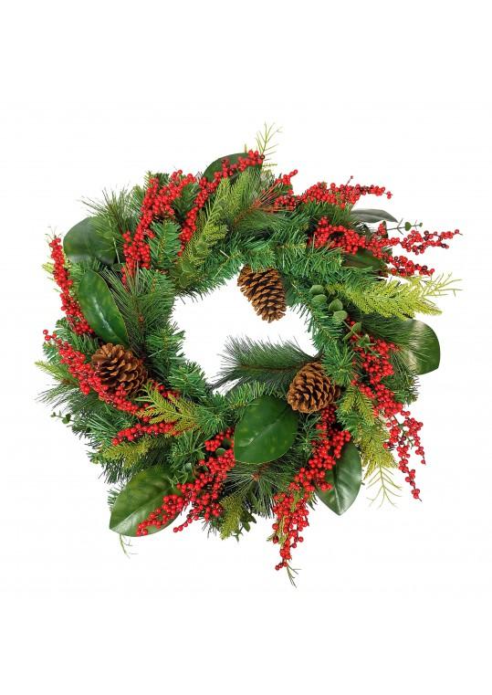 Abigail 30 Inch Christmas Wreath