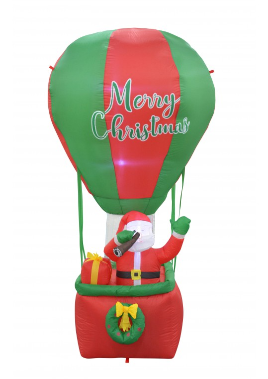 8FT Inflatable Fire Balloon