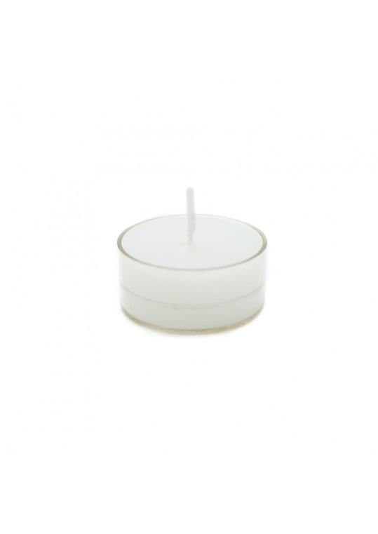 White Citronella Tealight Candles (600pcs/Case) Bulk