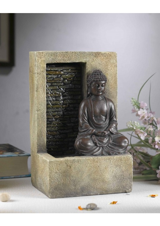Buddha Tabletop Water Fountain