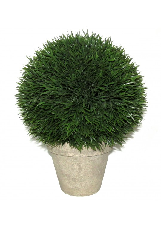 12.6 Inch Artificial Topiary
