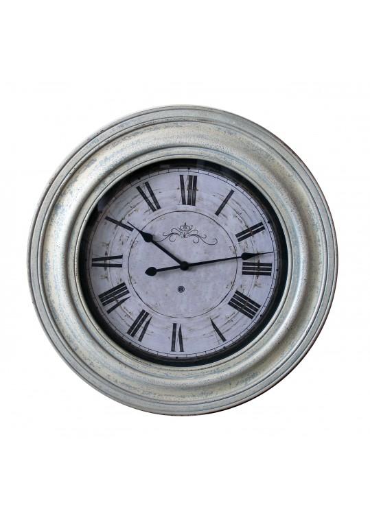 30.75 Inch Vanilla Wall Clock