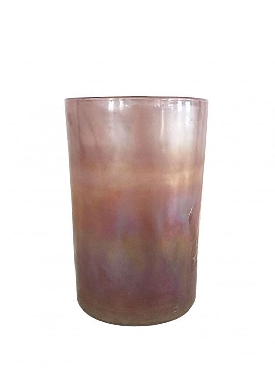 "Magnesia 12.4"" Decorative Glass Vase"