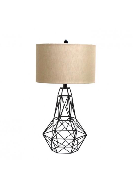 """30""""H Metal Table Lamp"""