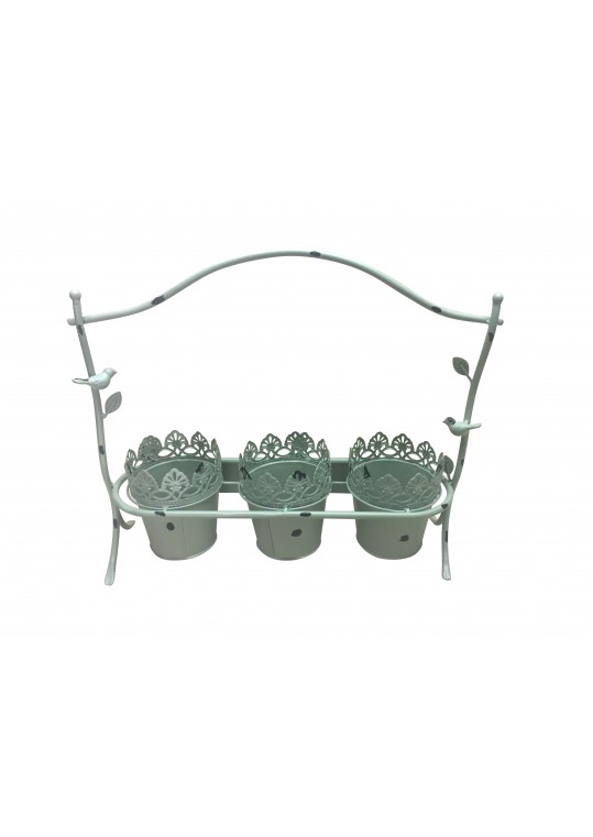 Avelin Metal Plant Stand